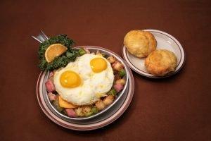 Pan Fry Breakfast